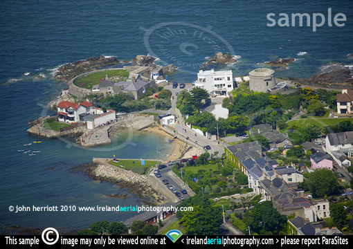 James Joyce Museum and 40ft Sandycove
