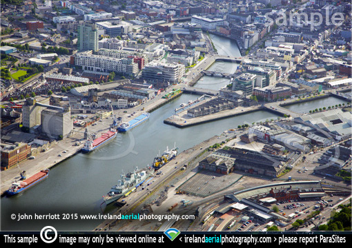 Frederiction quays Cork
