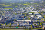 The Square, Tallaght aerial photo