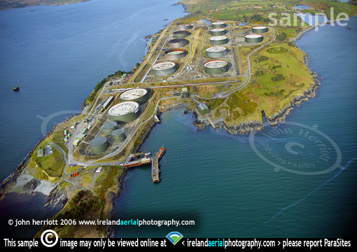 Whiddy Oil Terminal Bantry Bay