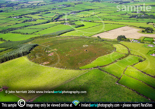 Cashel Iron Age Hill Fort, West Cork
