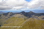 Carrauntoohil, centre peak