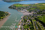 Crosshaven marina and harbour