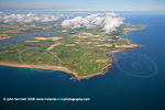 Carnsore Point, Wexford aerial location