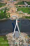 Waterford cable stayed bridge