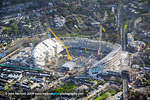 Lansdowne Road new stadium construction
