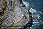 Blackhead Lighthouse aerial Burren Clare